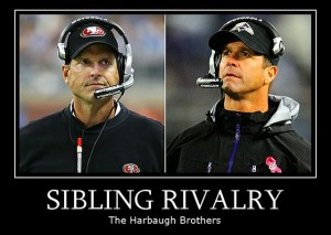 Harbaugh Brothers Super Bowl