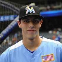 Marlins phenom prospect Christian Yelich has a big future ahead of him