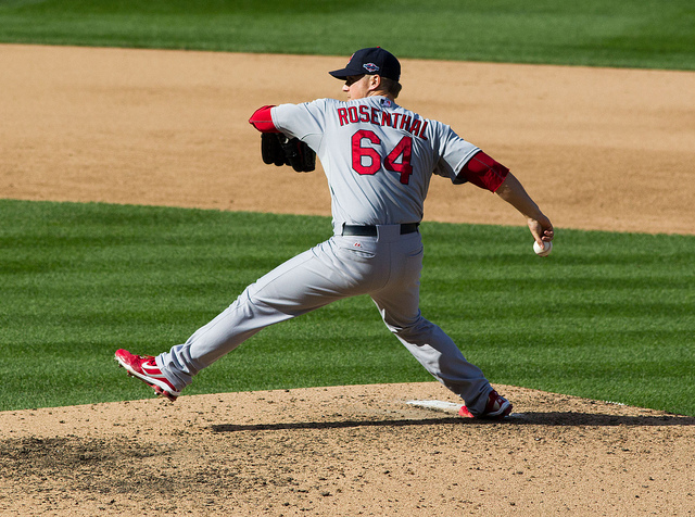 Trevor Rosenthal should be starting, and Shelby Miller should be closing -- (Photo Credit: Keith Allison)