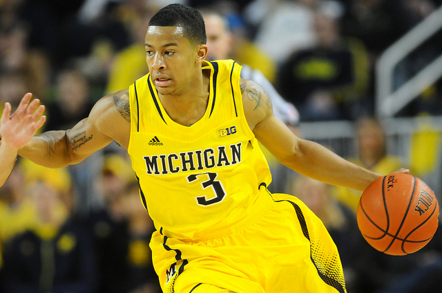 College Basketball Trey Burke
