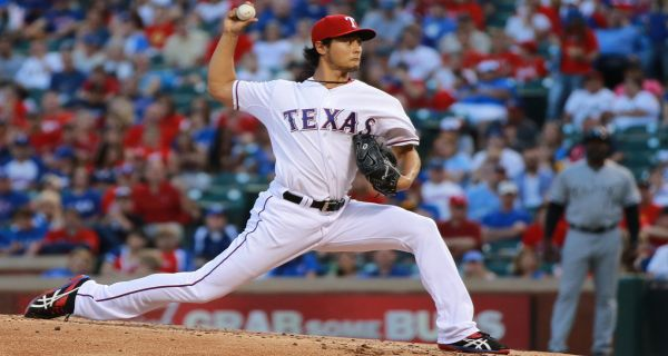 Cubs Sign Free Agent Yu Darvish