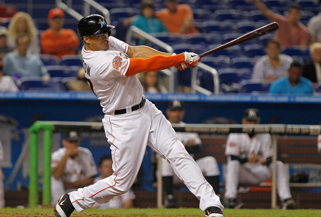 - Giancarlo Stanton (strained hamstring) -  photo by: beisbolsinaloa