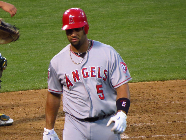 - Albert Pujols -  photo by: vpking