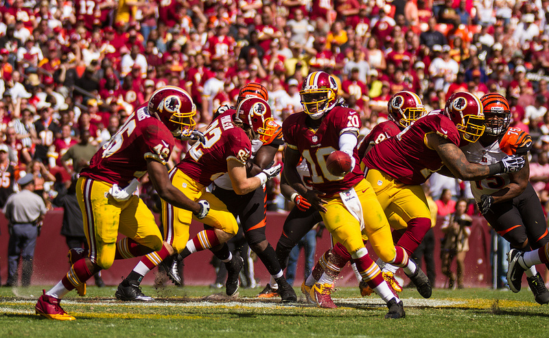 Washington Redskins - photo by: maskirovka77-