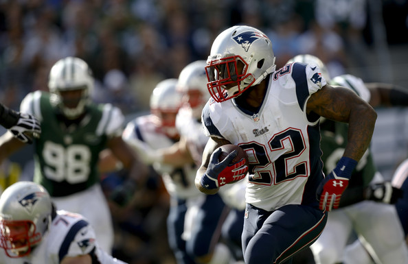 Fantasy Football Stevan Ridley