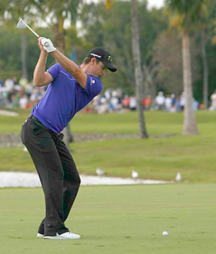 Justin Rose - Photo Credit: David Walberg / SI