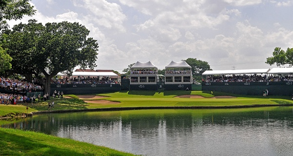 2014 Fantasy Golf Daily Fix Crowne Plaza Invitational at Colonial
