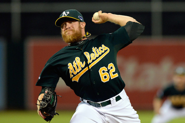 Major League Baseball trade rumors: Nationals want Sean Doolittle