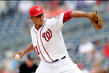Joe Ross Fantasy Baseball