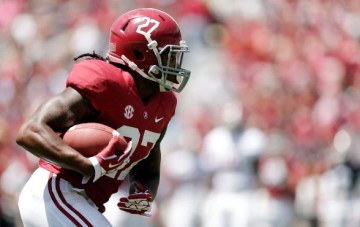 Derrick Henry (Photo by Stacy Revere/Getty Images)