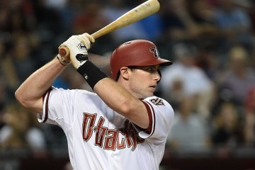 PHOENIX, AZ - SEPTEMBER 29: Paul Goldschmidt #44 of the Arizona Diamondbacks gets ready in the batters box against the Colorado Rockies at Chase Field on September 29, 2015 in Phoenix, Arizona. (Photo by Norm Hall/Getty Images)