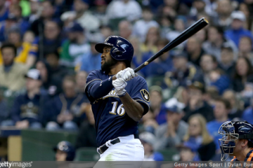 Domingo Santana Fantasy Baseball