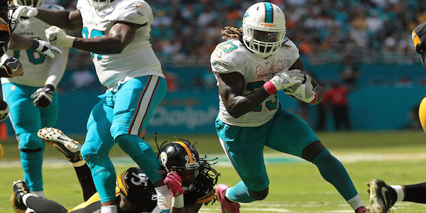 2016 Fantasy Football, Week 7 Waiver Wire: Jay Ajayi Is Top Priority ...